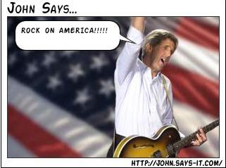 Omfg John Kerry Says...