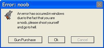 Error Message Generator
