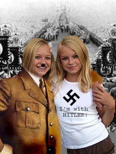Prussian Blue, neo-nazi girl band.