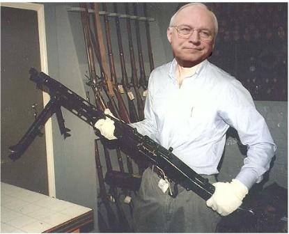 Dick cheneys gun