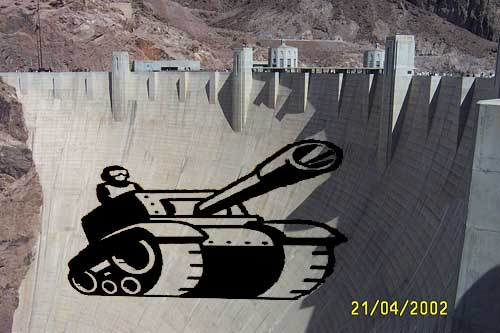 Photoshop The Newgrounds Tank.