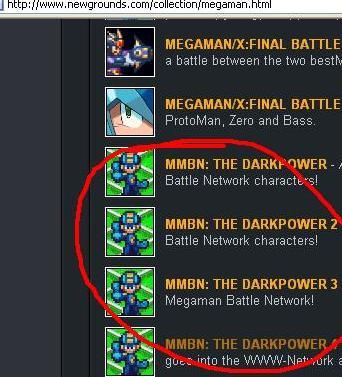 Megaman Crew