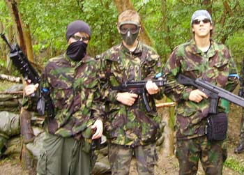 The Ng Airsoft/paintball Group