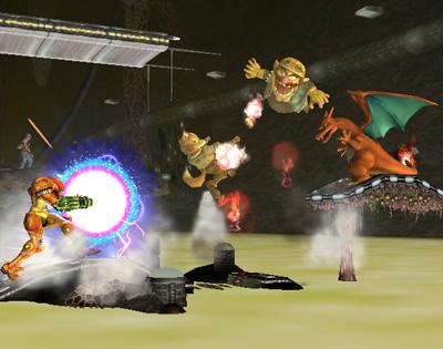 Super Smash Brothers Crew (Ssbc)