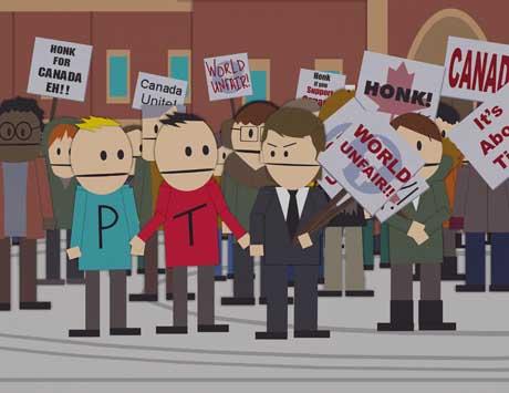 South Park Club