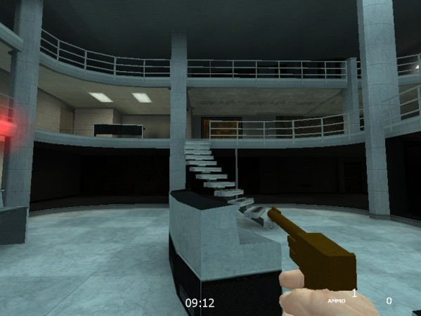 Goldeneye 007 [Video game fan club]