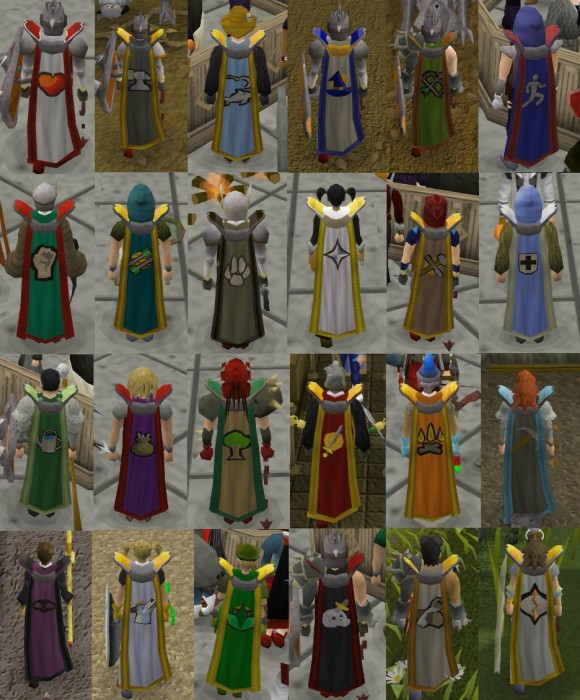 World Runescape Club