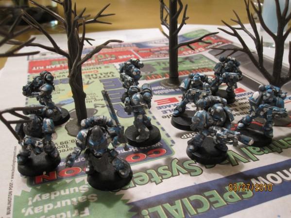 Warhammer 40.000 Crew