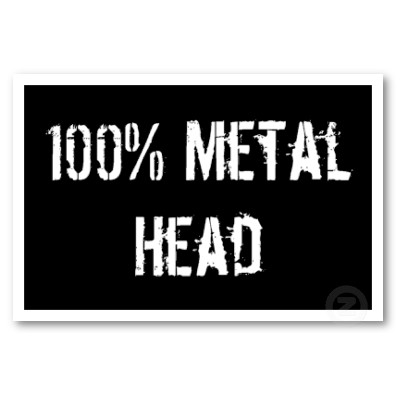 metal head 