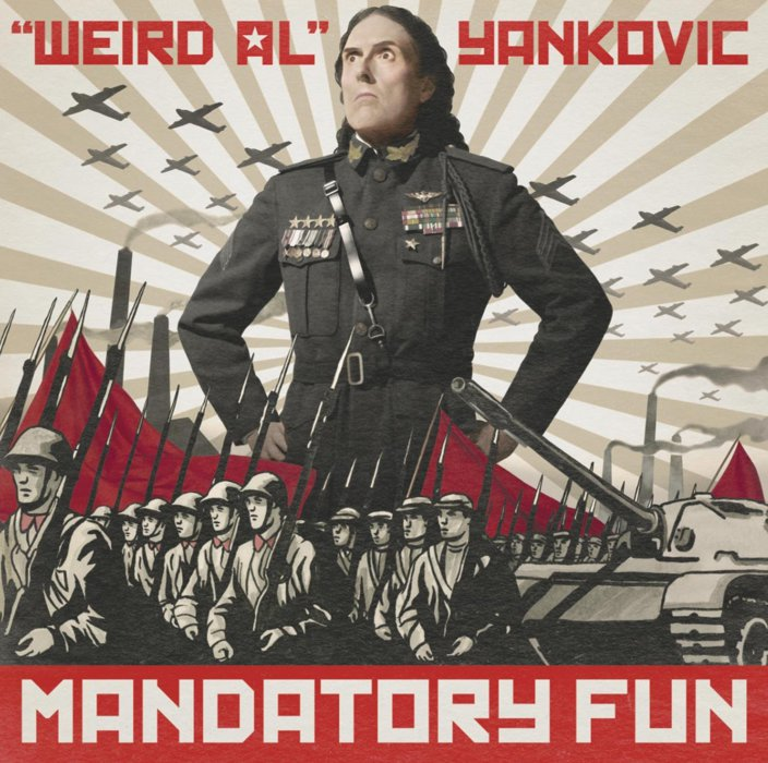 """Weird"" Al Yankovic Club"