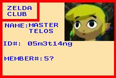 *ZELDA CLUB*