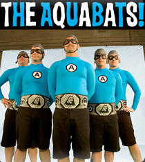 The Aquabats Cadet Faction