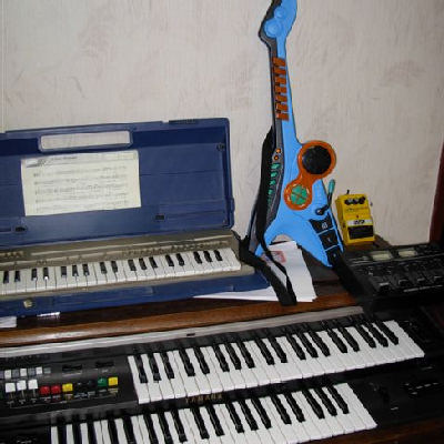 Show NG your instrument!