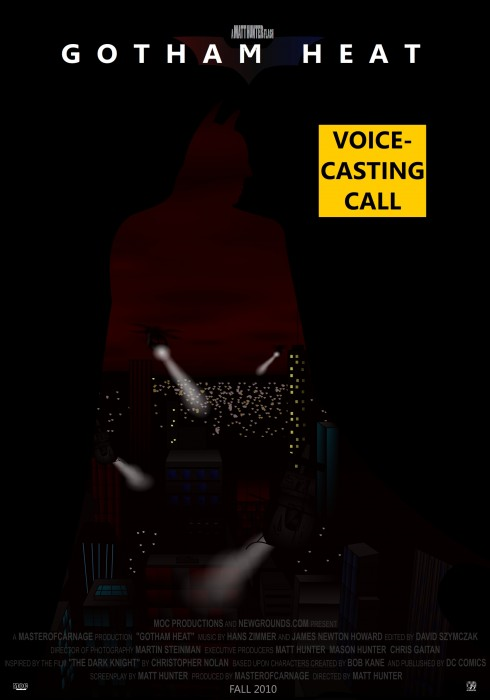 Voice Actor Wanted