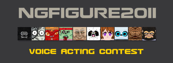 Ngfigure Voice Acting Contest