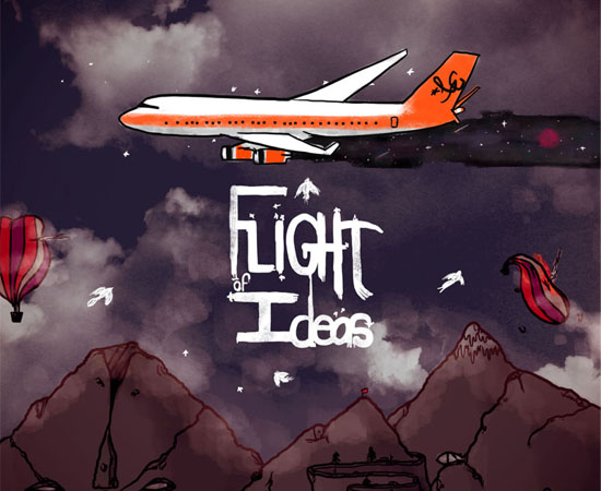 Flight of Ideas Mixtape Out!