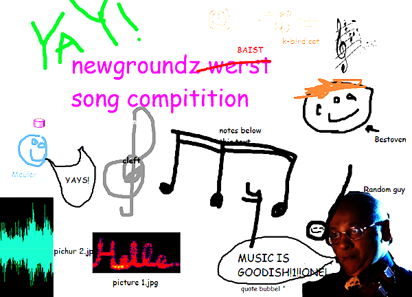 Newgrounds Worst Song Competition