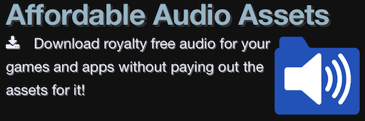 Affordable Audio Assets