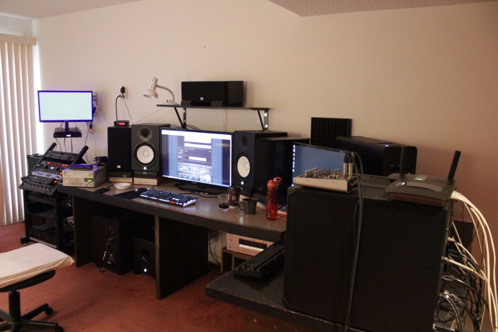 Post Pics of Your Studio Setup
