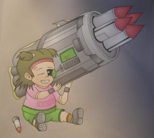 *official* Little Girls.big Weapons