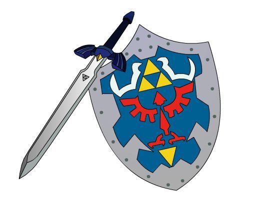 Master Sword... again...