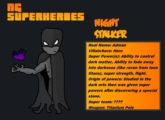 Create - a - Superhero