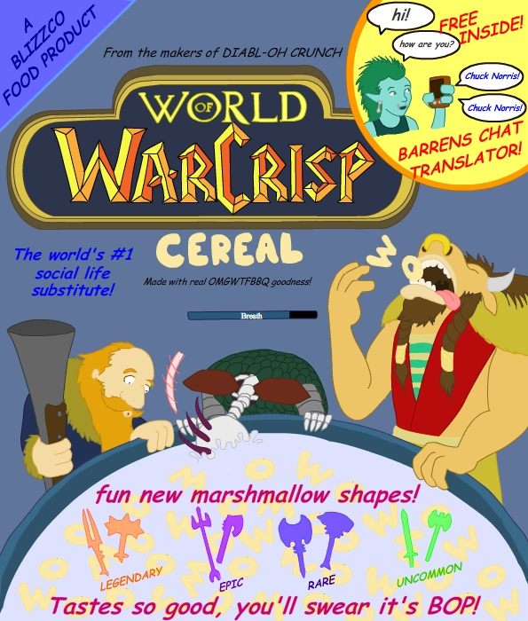[Official] Cereal Boxes