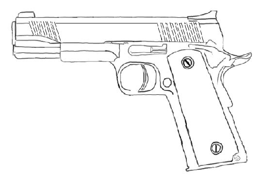 Gun Coloring Pages Army Gun Coloring Pages