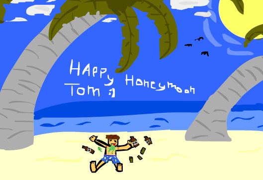 Toms Honeymoon [art]