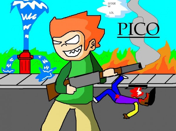 Art Contest: Pico Day 08
