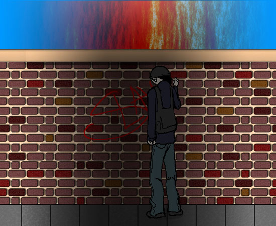 The Wall (art Forum Collab!)