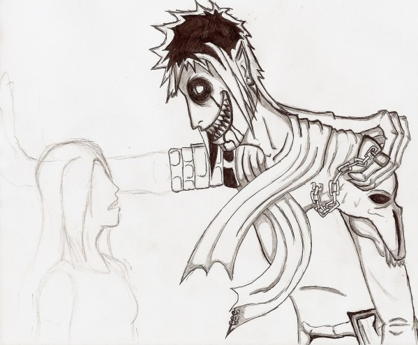 Drakenyaze's Character Design