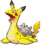 Custom Pokemon Fusions!
