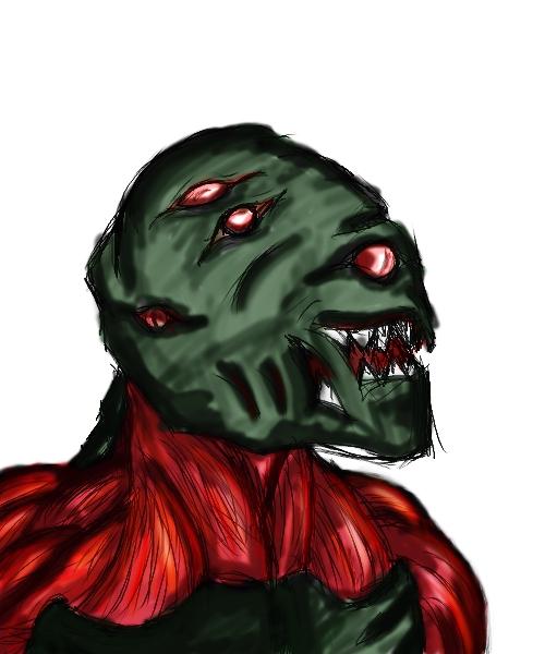 I draw your inner demons...