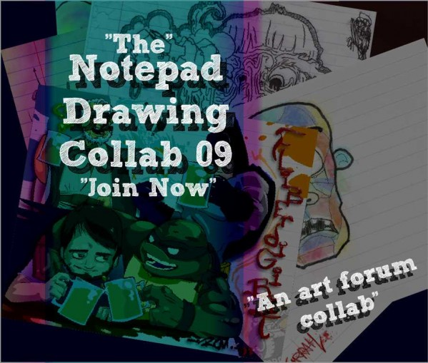 -Notepad Drawing Collab 09-