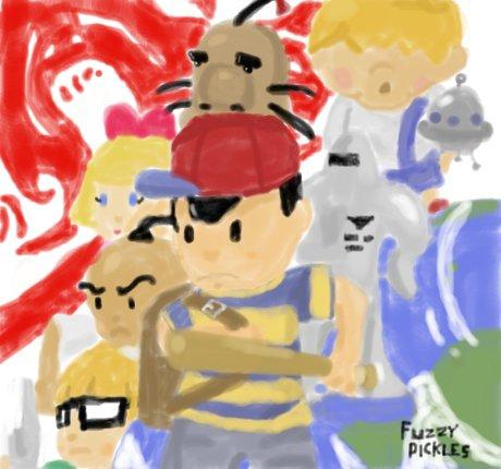 NInt3ndo Art Collab