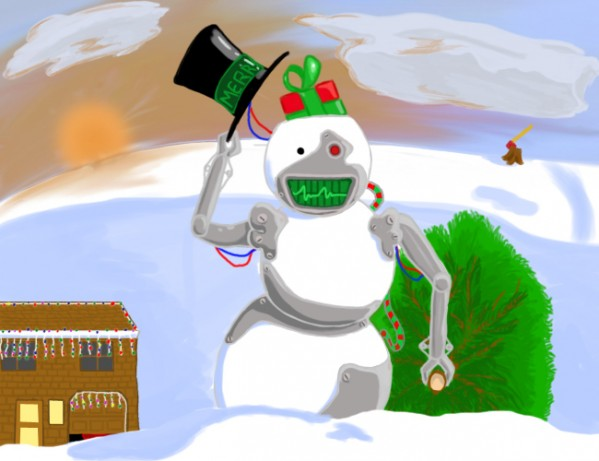 Teh Snowmans Thread :3