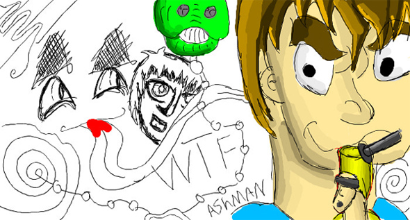 iscribble!