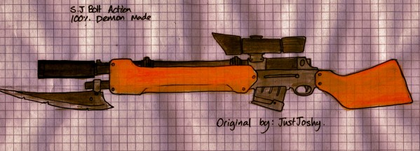 Drawn A Weapon!