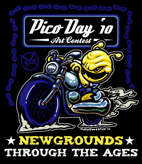 [art] Pico Day '10 Art Contest