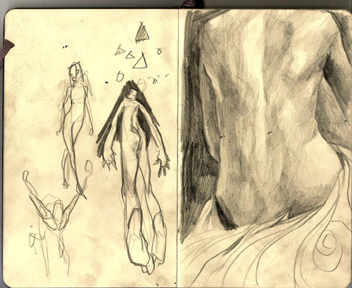 Ne7ers Sketchbooks.
