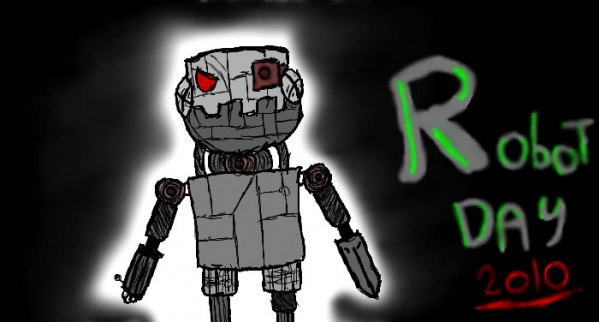 (Art) Robot Day 2010 Art Contest
