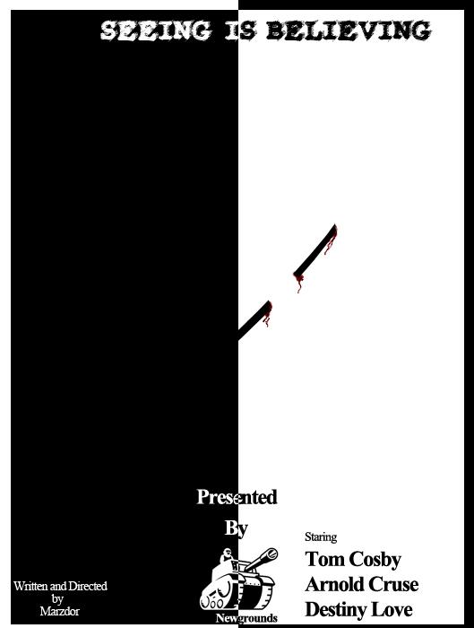 [art] B-movie Poster Art Contest