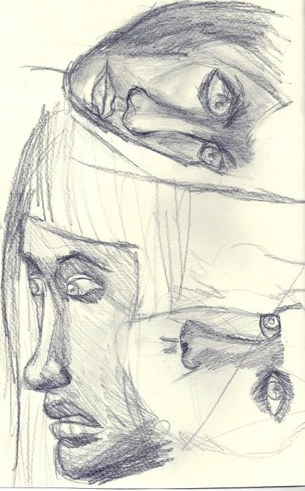 Democracy's sketchbook!