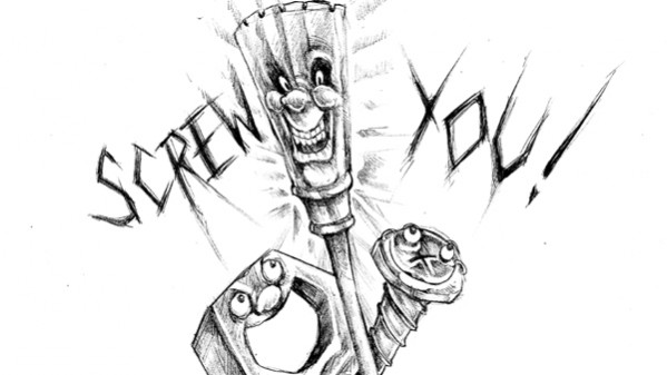 Screw Collab 3- You're A Tool!