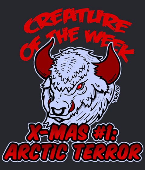 Creature Of The Week Xmas #1