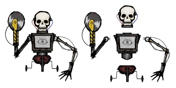 [parts] Robot Day Art Game Collab