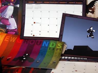 NG Print Calendar 2012