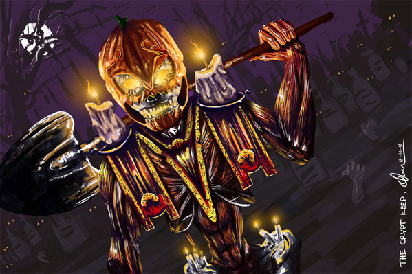 Halloween 2011 Art Contest