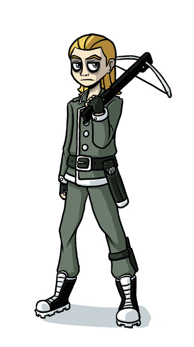 Aigis? More like Artgis.